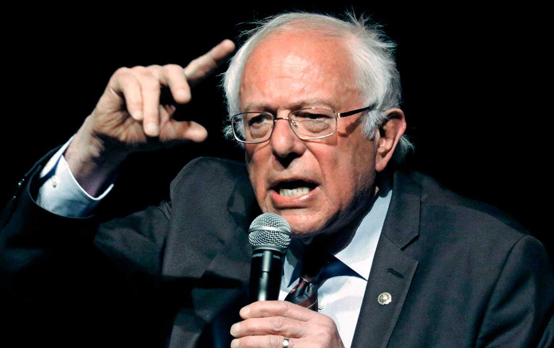 Bernie Sanders Quits #VetsForTrump