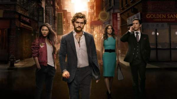 Iron Fist Season Cast