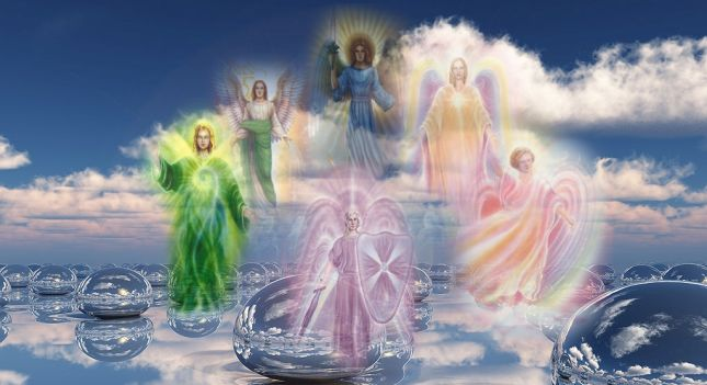 3. Contact Your Angels & Spirit Guides ...