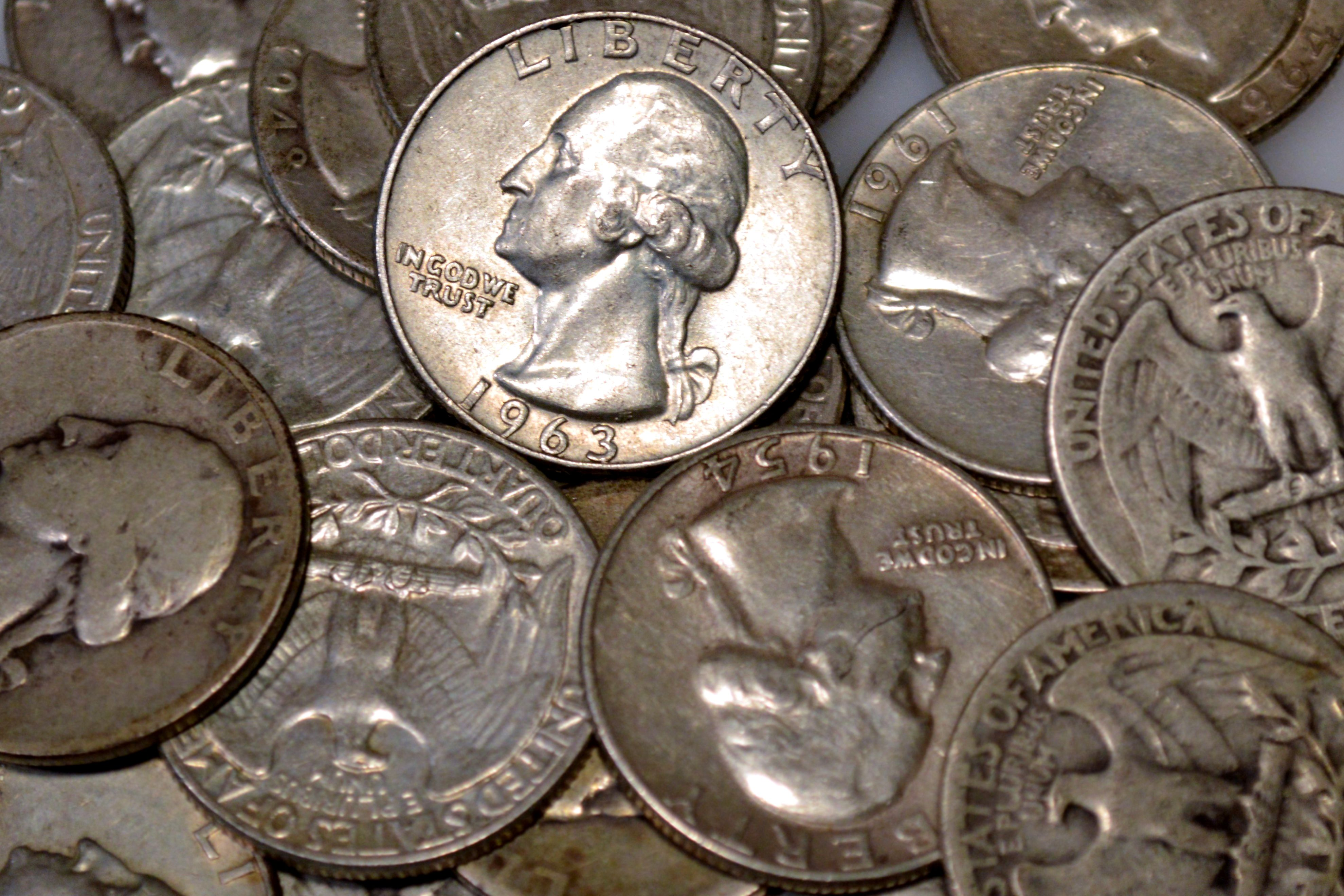 Tips for Collecting Washington Quarters