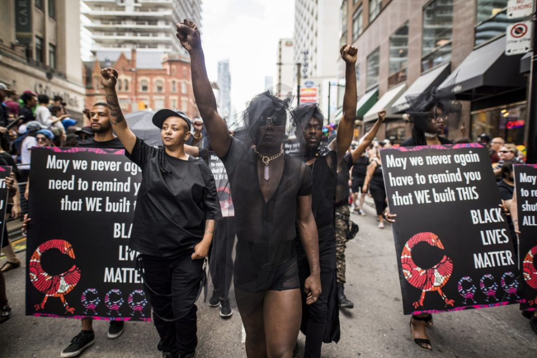 You don't have to hate police to agree with BLM: Paradkar | Toronto ...