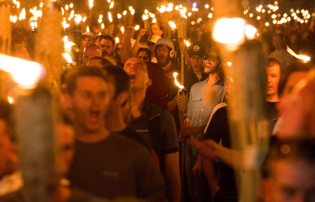 ... matter,' white nationalists march in Charlottesville   Toronto Star