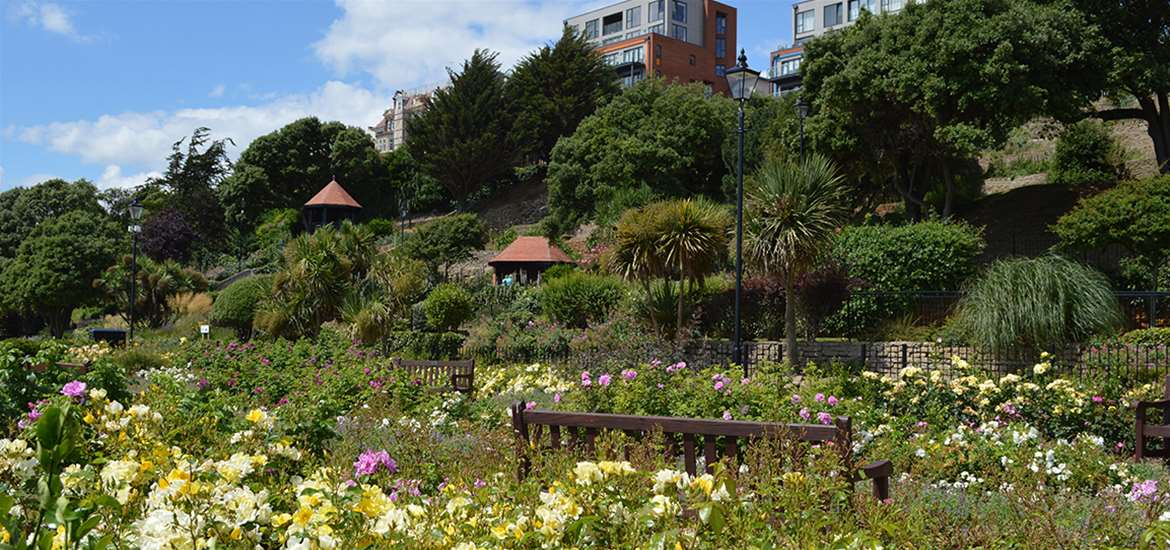 Felixstowe Seafront Gardens - Attractions - Suffolk