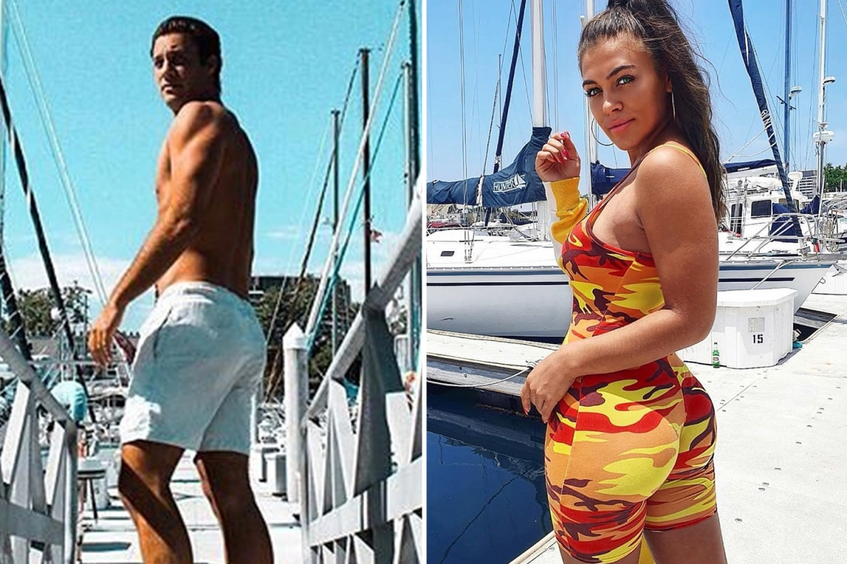 Too Hot to Handle fans spot 'secret couple' as Lydia poses ...