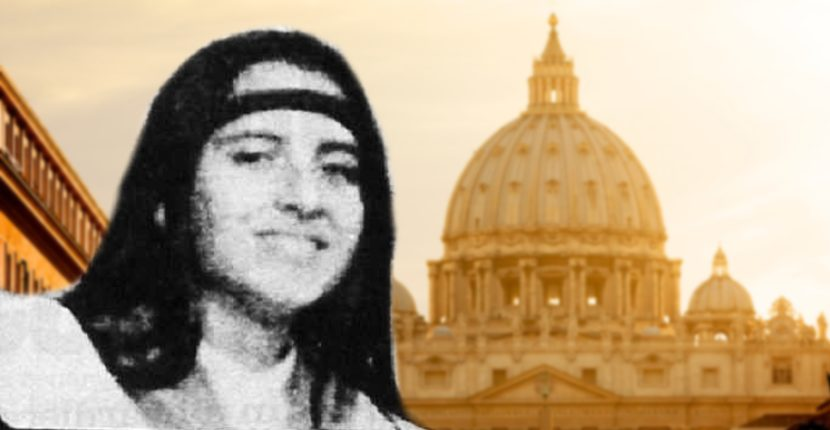 Vatican closes latest probe into girl's 1983 disappearance…