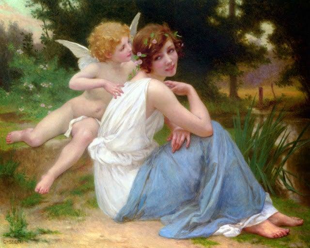 Historia de Cupido y Psique |