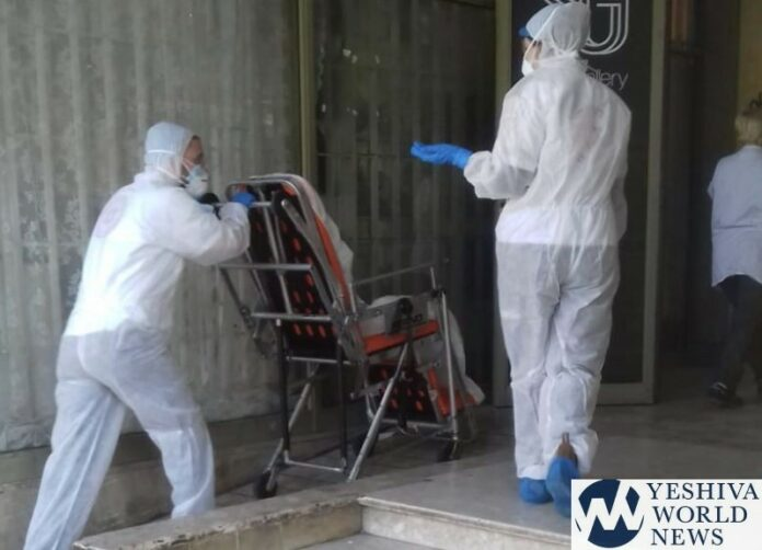 Coronavirus Panic Reaches Bnei Brak - The Yeshiva World