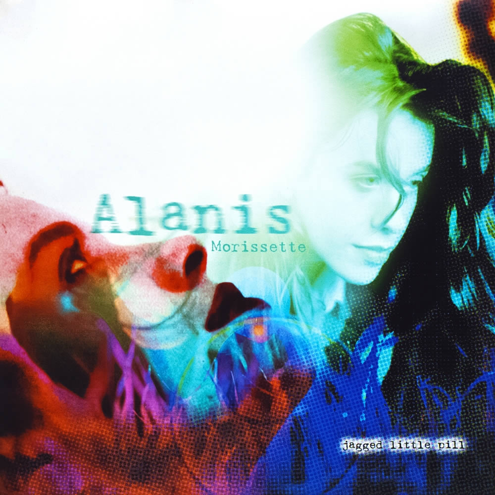 Alanis Morissette - Jagged Little Pill | This Day In Music