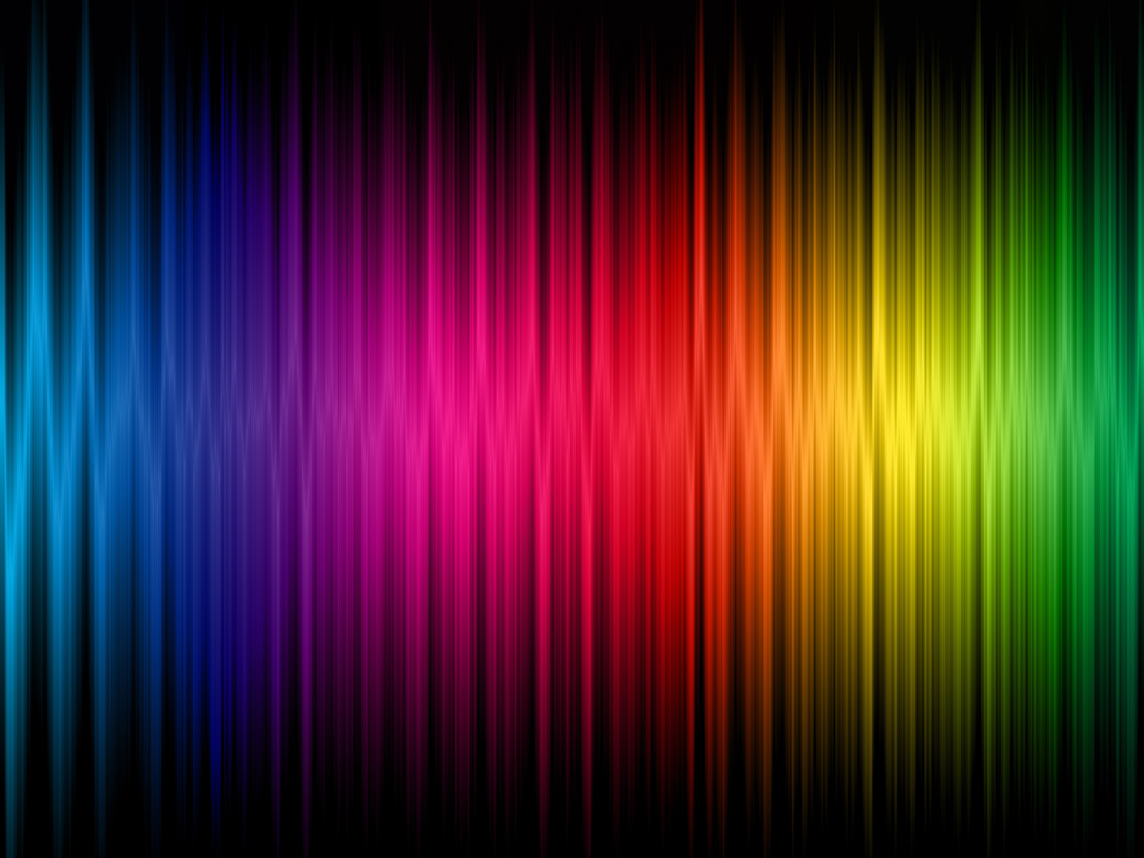 Wavelengths and Colors of the Visible Spectrum