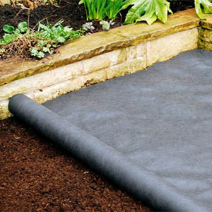 Plantex geotextile - Permeable Garden Membrane - Weed ...