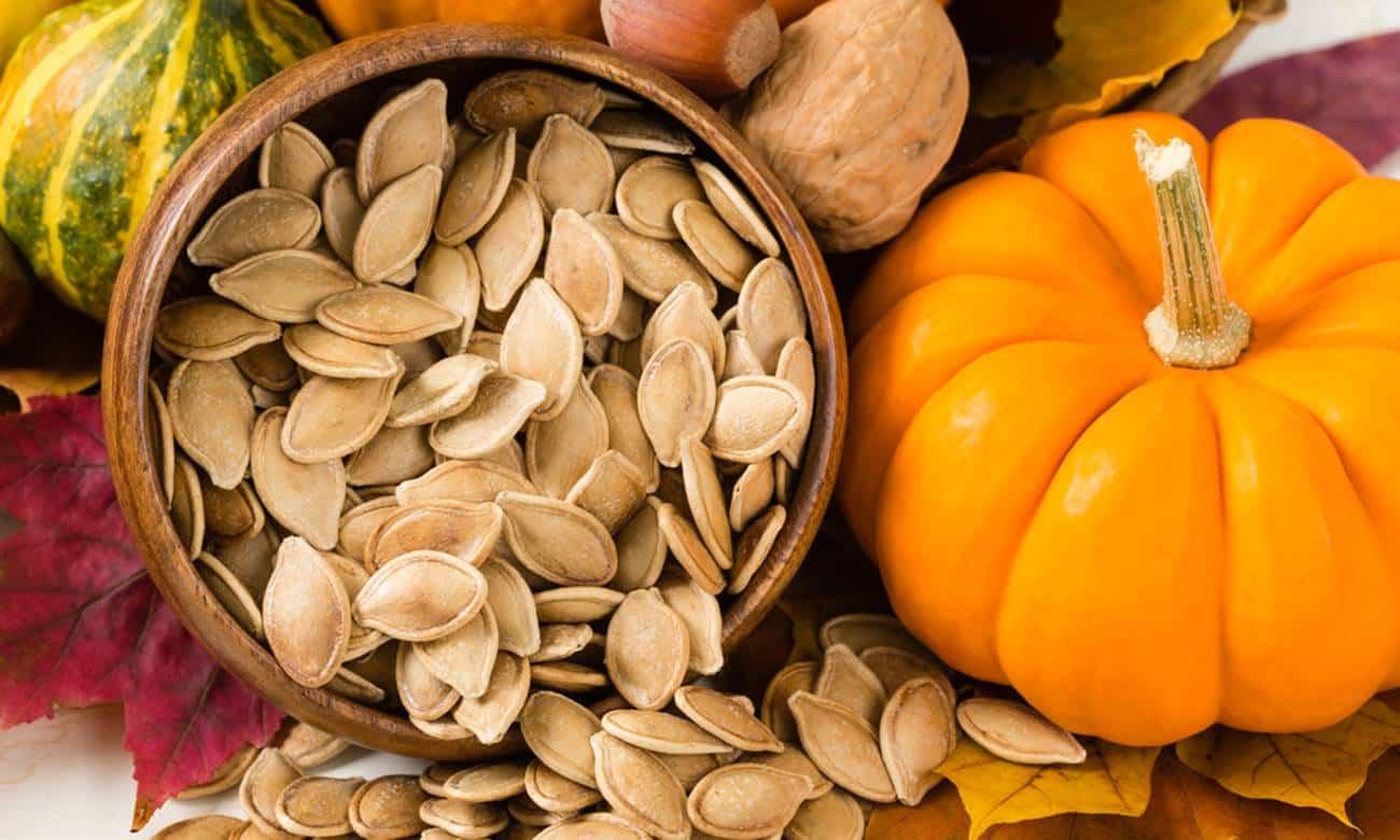 Quais são os benefícios das sementes de abóbora para a saúde?