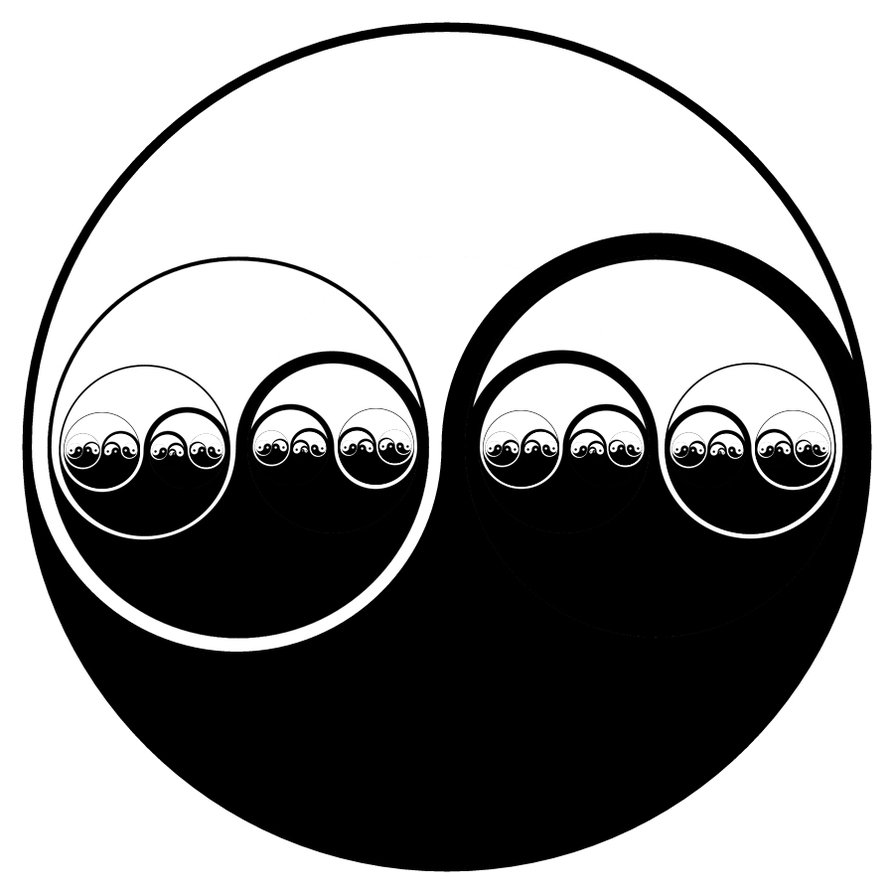 Yin Yang Dragon | Truth Control