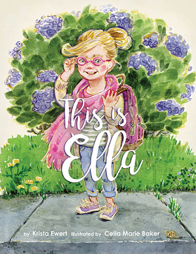 This Is Ella - Hardcover - Tuff Sprout