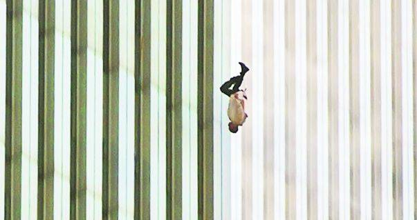 Mystery Behind The Man Who Fell From The Twin Towers On 9/11