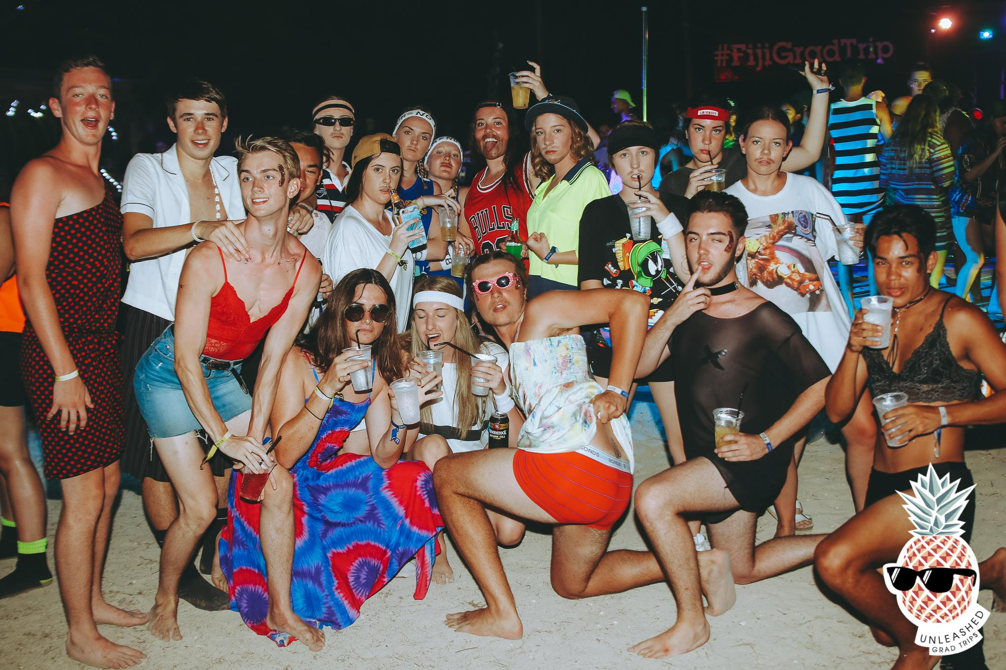 Top 5 Gender Bender Outfits for your #GradTrip ...