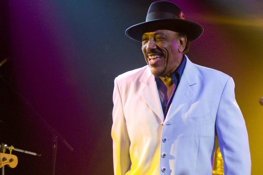 Upcoming100-Hillard Sweet Pea Atkinson, Legendary Vocalist ...