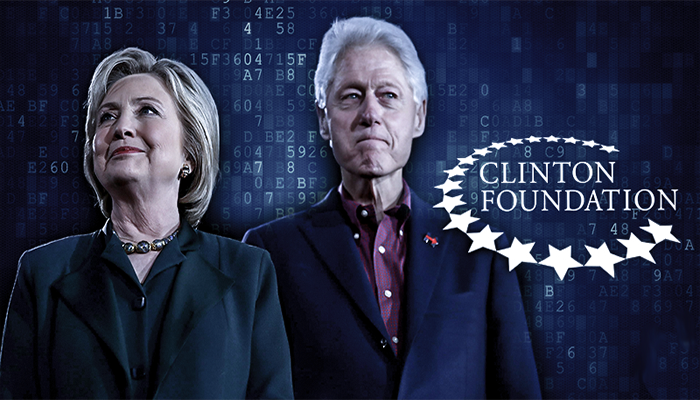 Clinton Foundation is the perfect example of an organization