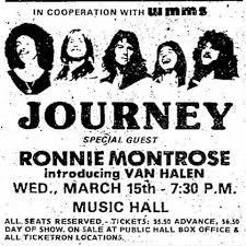 Van Halen & Journey: Sharing Stage, Rivalry in 1978