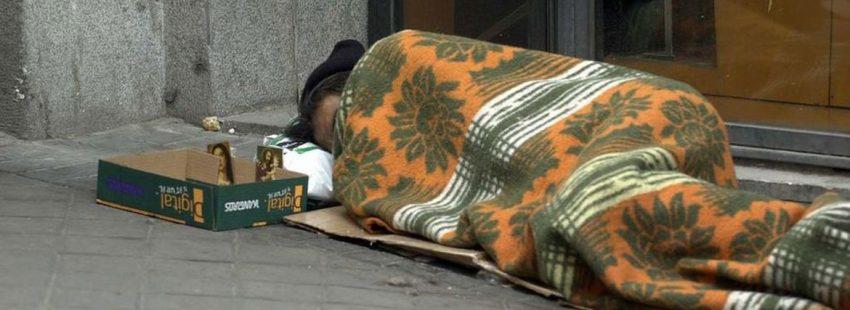 Cáritas demanda políticas que saquen de la calle a 40.000 ...