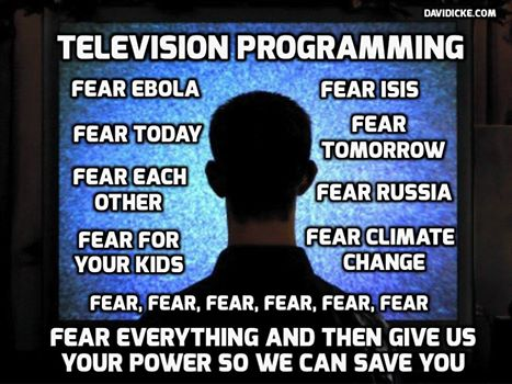 Mainstream Media - Patient Zero in the Fear Pandemic