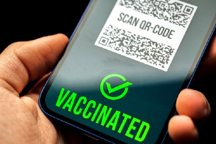 COMING SOON - VACCINE PASSPORTS WILL DETERMINE WHERE YOU ...