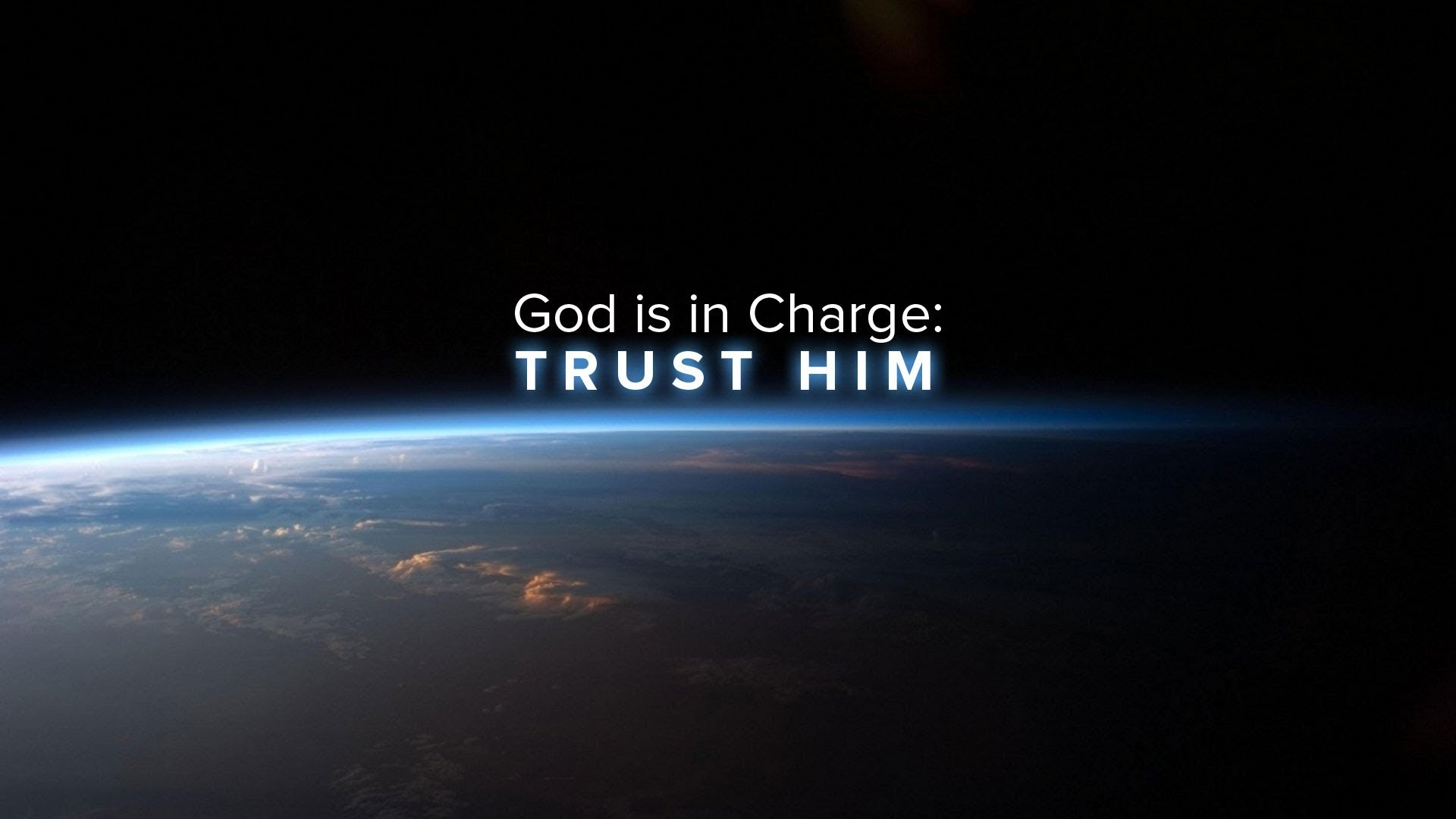 Download God Is In Control Wallpaper Gallery