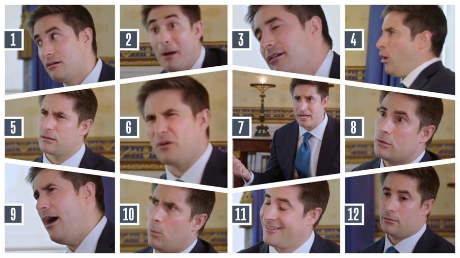 Jonathan Swan's Face Is the 2020 Meme We Needed ...