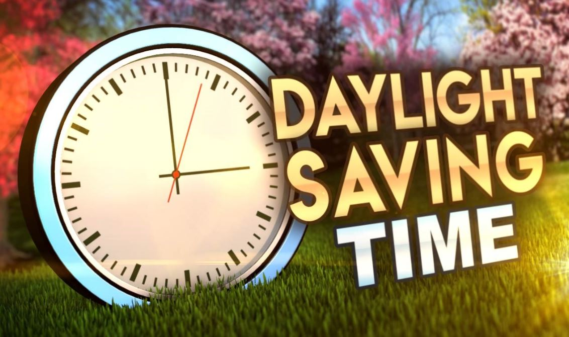 Daylight Saving Time starts this weekend | WBTW