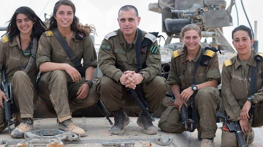 Why do Israeli soldiers suffer from PTSD less than ...