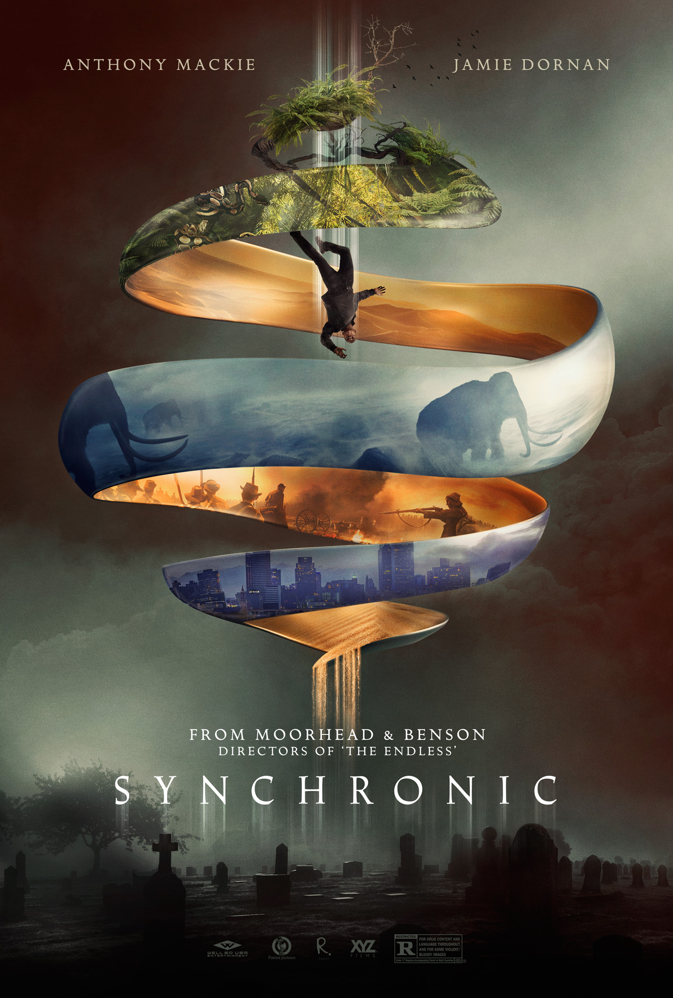 SYNCHRONIC (2020) - Official Movie Site - In Theaters: Get ...