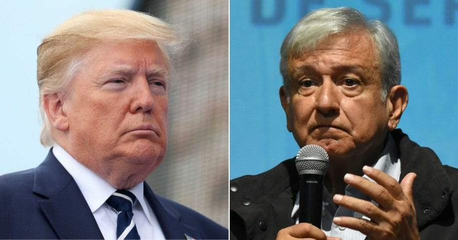 Hispanic Caucus asks Trump to rescind invitation to Mexican president…
