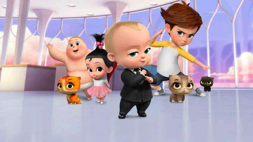 The Boss Baby Season 2 Coming to Netflix in October 2018 ...