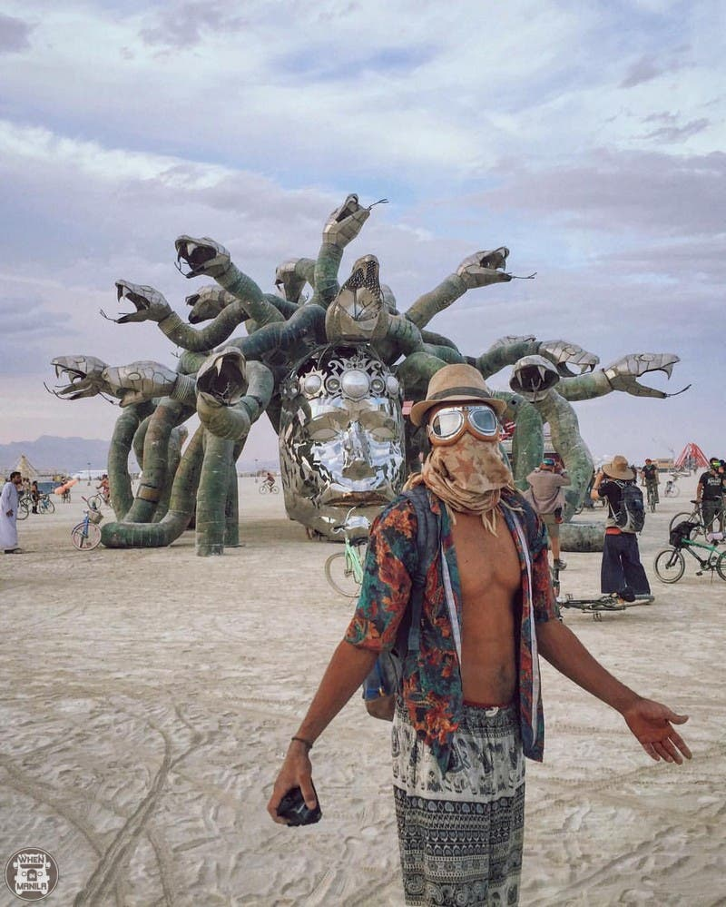 Burning Man — A Magical Place To Find Meaning Ac Wichstrom ...