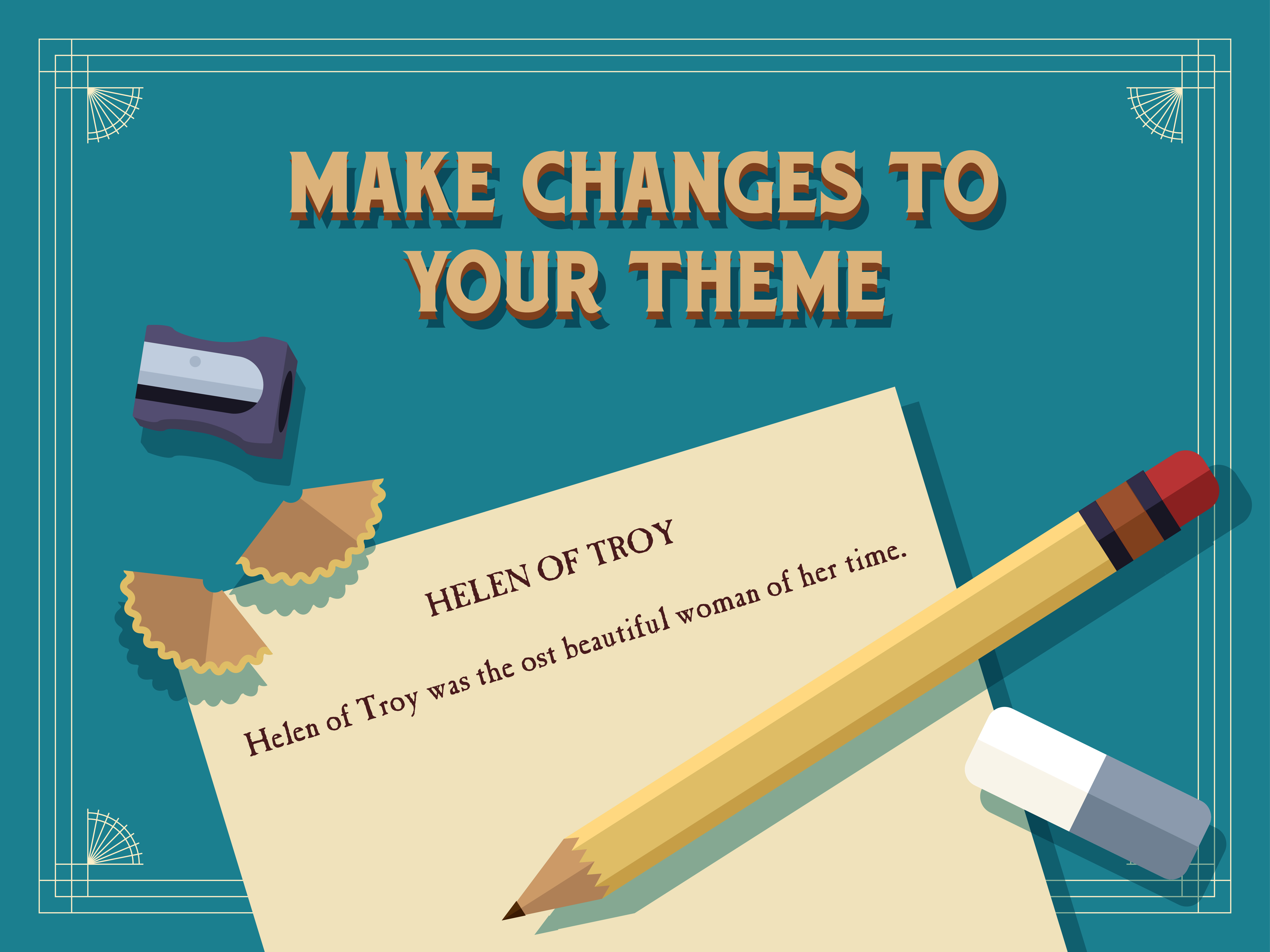 How to Develop a Theme when Writing (with Pictures) - wikiHow