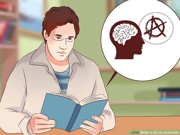 3 Ways to Be an Anarchist - wikiHow