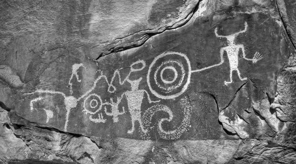 Dinosaur National Monument Petroglyphs | William Horton ...