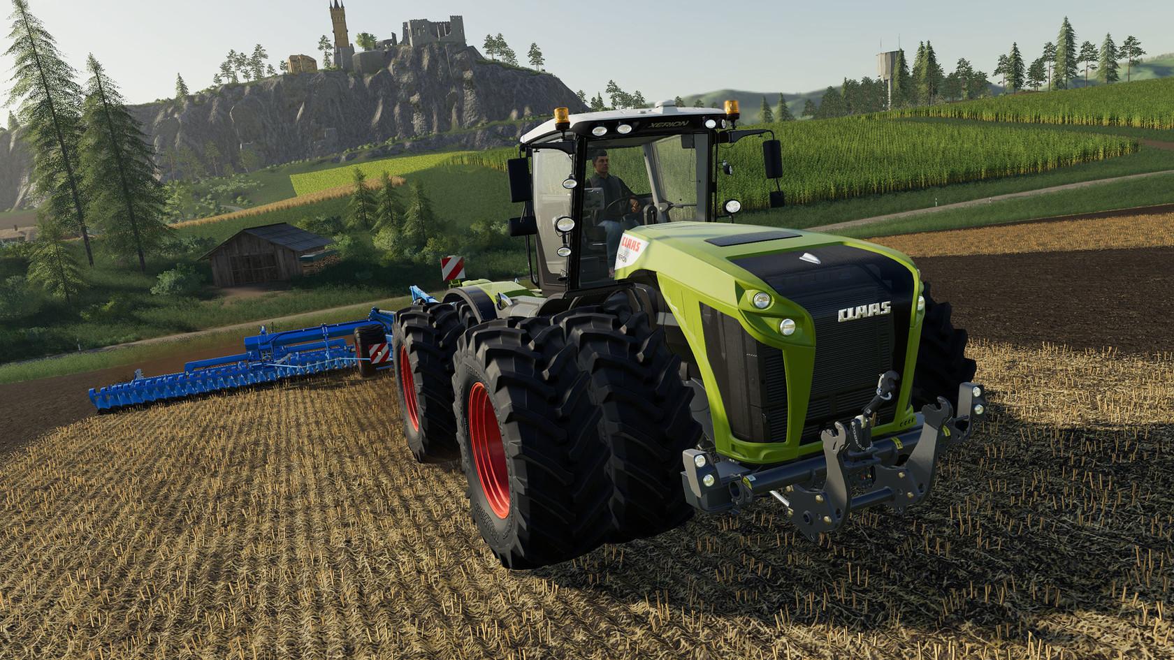 Farming Simulator 19 - Platinum Expansion | wingamestore.com