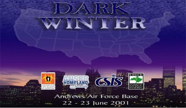 When Biden Mentioned Dark Winter, Was it About COVID-19 or ...