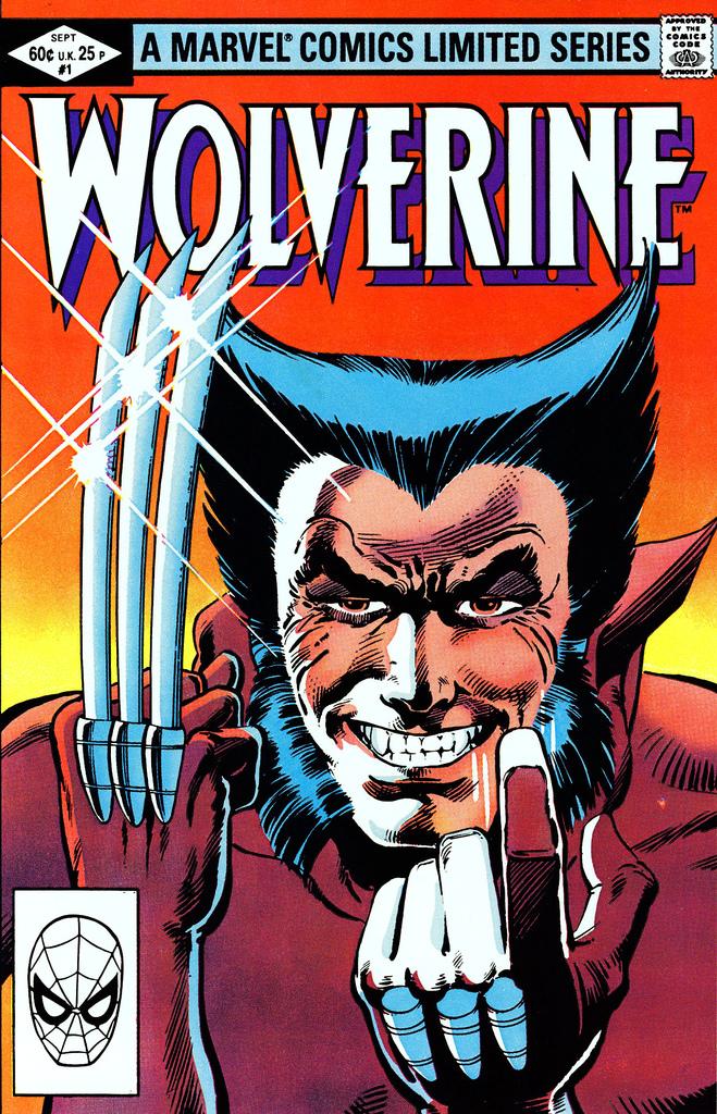 Marvel Comics Wolverine