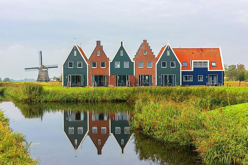 Is Holland A Country? - WorldAtlas.com