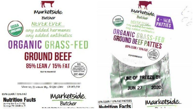 Over 42,000 pounds of ground beef recalled over E. coli concerns…