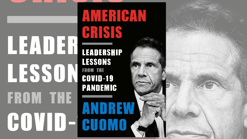 Gov. Andrew Cuomo book on COVID-19 response out in October ...