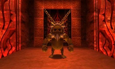 Ocarina of Time Walkthrough - Fire Temple - Zelda Dungeon