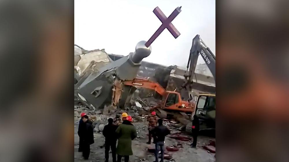 Crisis comunista en China: el régimen quema biblias y ...
