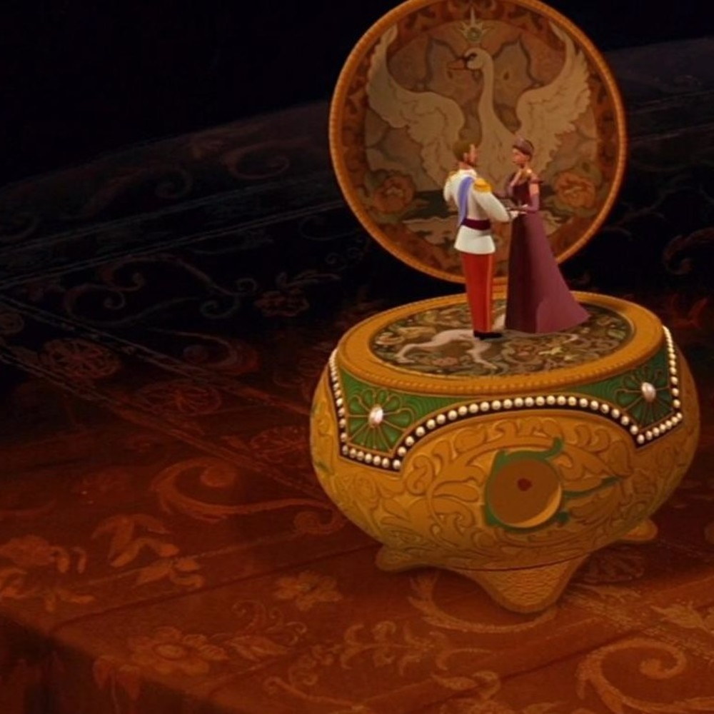 The altered music box. - 20 Things All Hardcore 'Anastasia ...