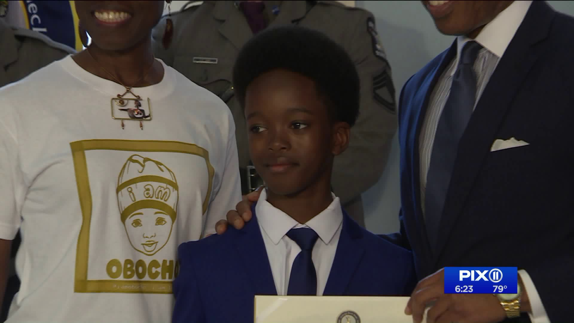 10-year-old Brooklyn entrepreneur honored for his business ...