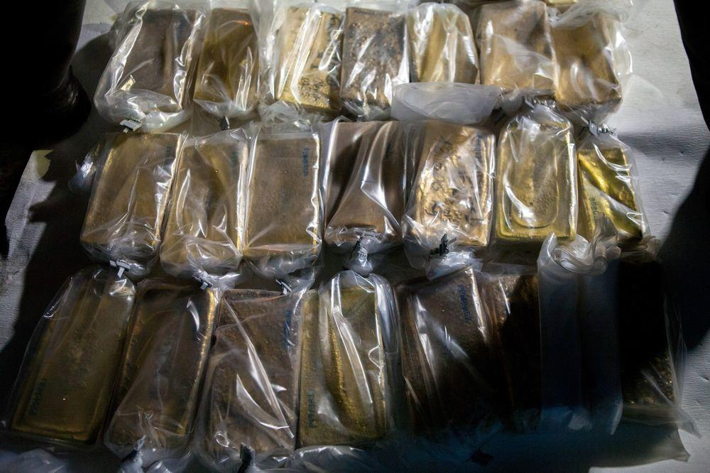 Venezuela's Gold Vaults Empty As Iran Takes Bullion For Oil Services Rendered…