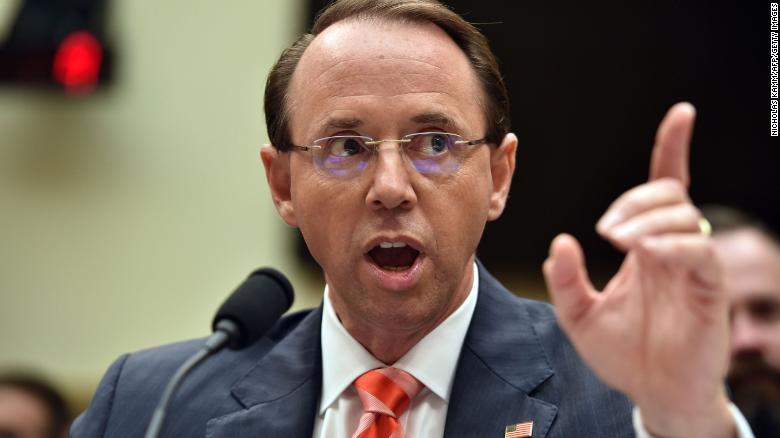 New Lawsuit Claims Rod Rosenstein Led Task Force that Spied On Sharyl Attkisson's Computer…