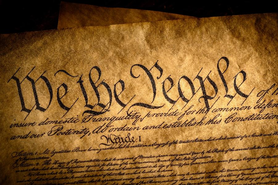 "Law Prof Wants To Scrap US Constitution's ""Racist"" And ""Gendered"" Language…"