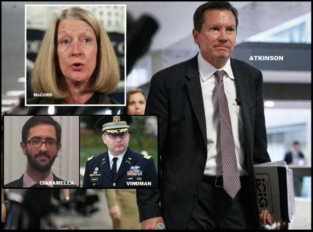 Mary McCord Is The Key – How The Entire Impeachment Operation Got Started…